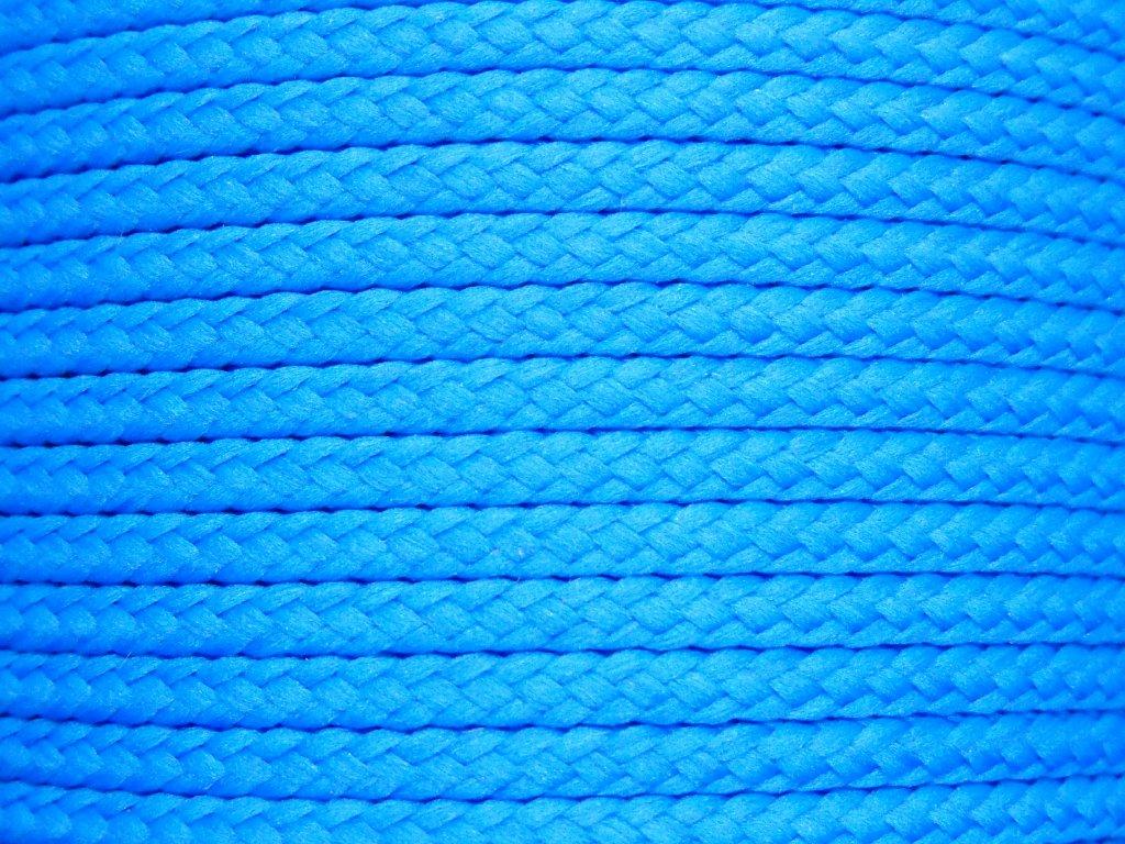 Polyesterová šňůra YarnMellow Loopy Sojčí