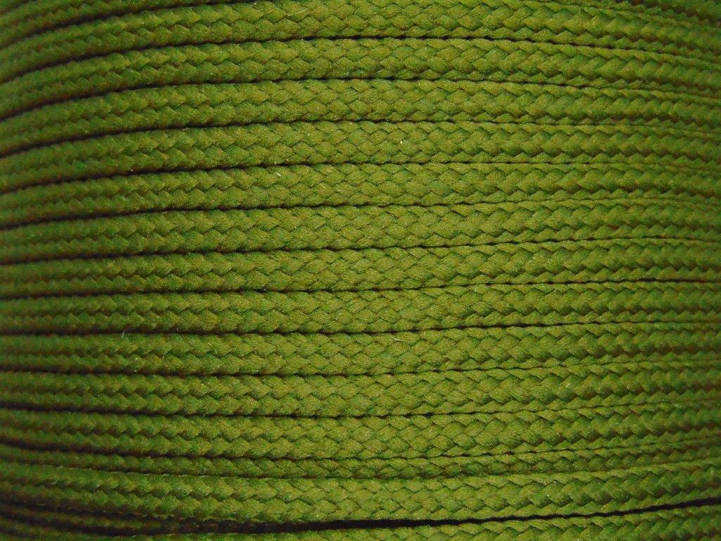 Polyesterová šňůra YarnMellow Loopy Myrta