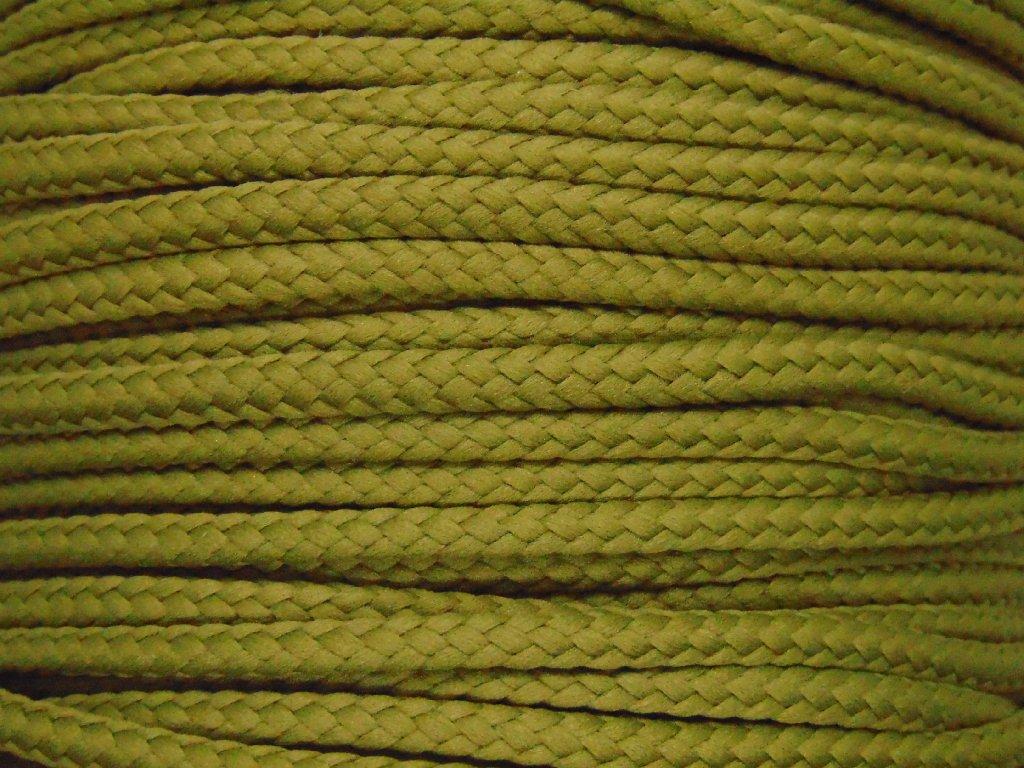 Polyesterová šňůra YarnMellow Loopy Mechová