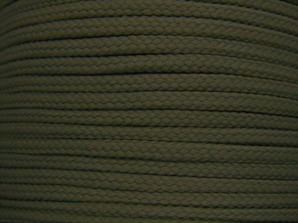 Polyesterová šňůra YarnMellow Loopy Carbon