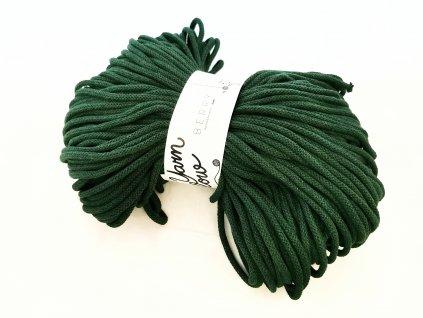 Berry 5mm Tmavě zelená