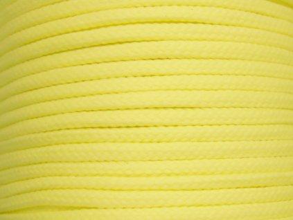 Polyesterová šňůra YarnMellow Loopy Narcisová
