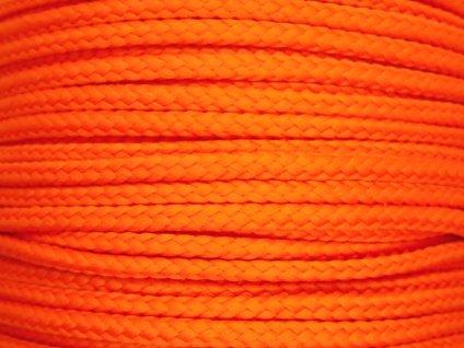 Polyesterová šňůra YarnMellow Loopy Grenadina