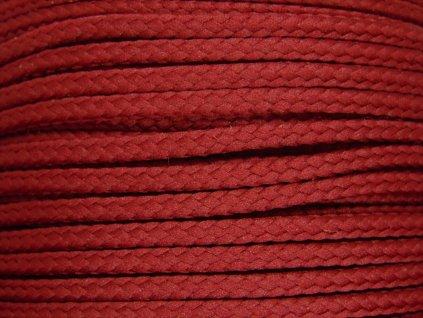 Polyesterová šňůra YarnMellow Loopy Pivoňka