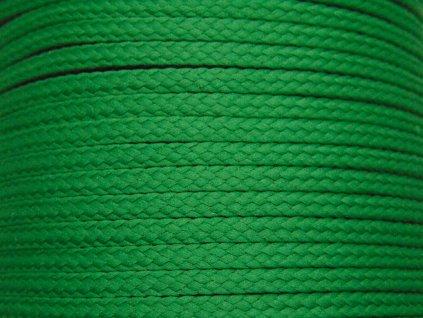 Polyesterová šňůra YarnMellow Loopy Koprová