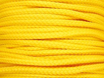 Polyesterová šňůra YarnMellow Loopy  Blatouch