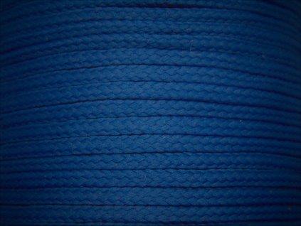 Polyesterová šňůra YarnMellow Loopy Olympijská modř