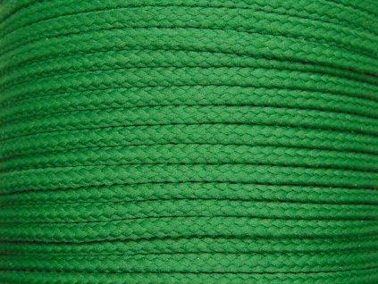 Polyesterová šňůra YarnMellow Loopy Tartanová