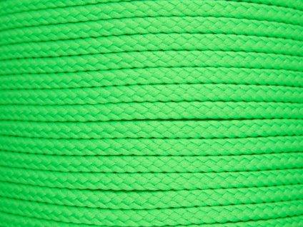 Polyesterová šňůra YarnMellow Loopy Jablko