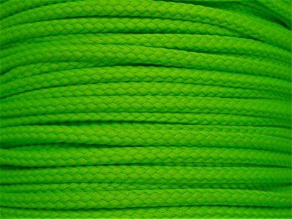 Polyesterová šňůra YarnMellow Loopy Trávová