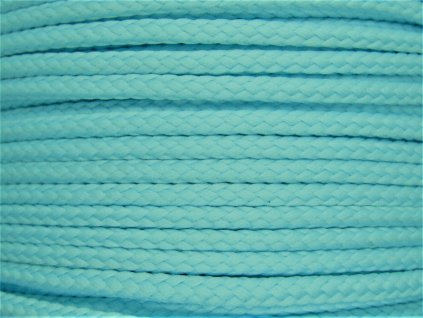 Polyesterová šňůra YarnMellow Loopy Blankytná