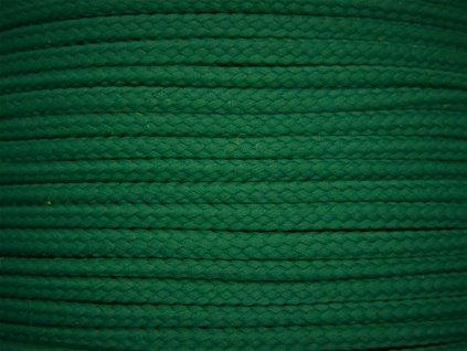 Polyesterová šňůra YarnMellow Loopy Smrk