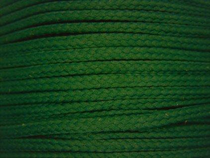 Polyesterová šňůra YarnMellow Loopy Cypřiš