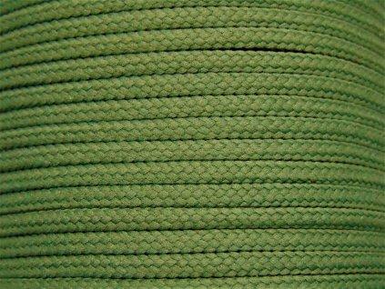 Polyesterová šňůra YarnMellow Loopy Břečťan