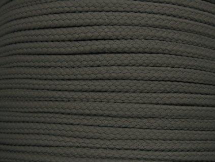 Polyesterová šňůra YarnMellow Loopy Smog