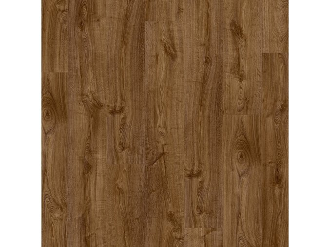 Quick Step Livyn Pulse CLICK Plus Dub podzimní hnědý PUCP40090