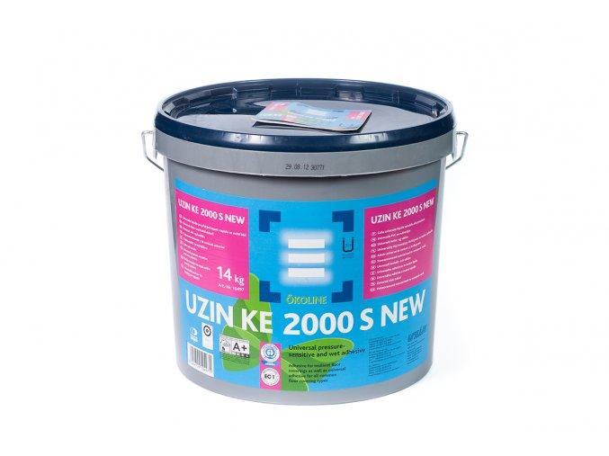 Lepidlo pro vinylové podlahy UZIN KE 2000 S 14 kg