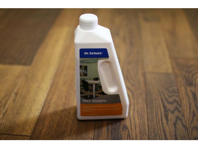 Dr. Schutz MAT-3000PU čistící prostředek pro vinylové podlahy 750ml