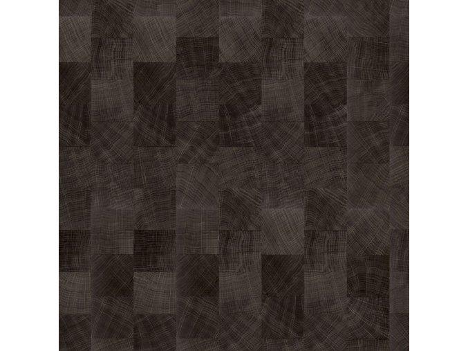 Vinylová podlaha Objectflor Expona Domestic C13 5843 Dark Endgrain Woodblock
