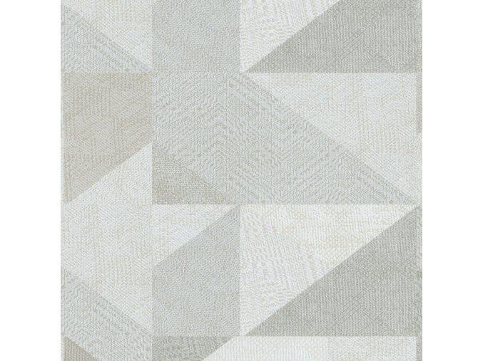 Vinylová podlaha Objectflor Expona Domestic P1 5848 Beige Geometric