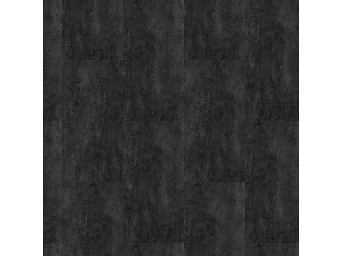 Vinylová podlaha Karndean Projectline 55605 Metalstone černý
