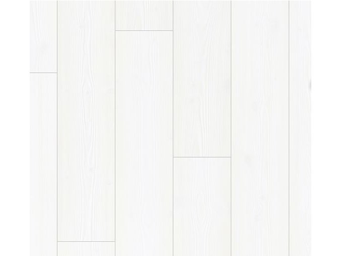 Quick Step Impressive 12 mm Bílá prkna IMU1859