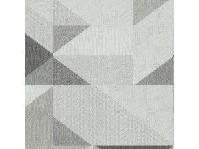 Vinylová podlaha Objectflor Expona Domestic P2 5861 grey geometric