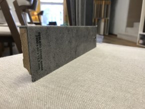Obvodová lišta pro vinylové podlahy Premium
