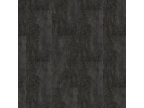 Vinylová lepená podlaha Karndean Projectline 55605 Metalstone černý 2