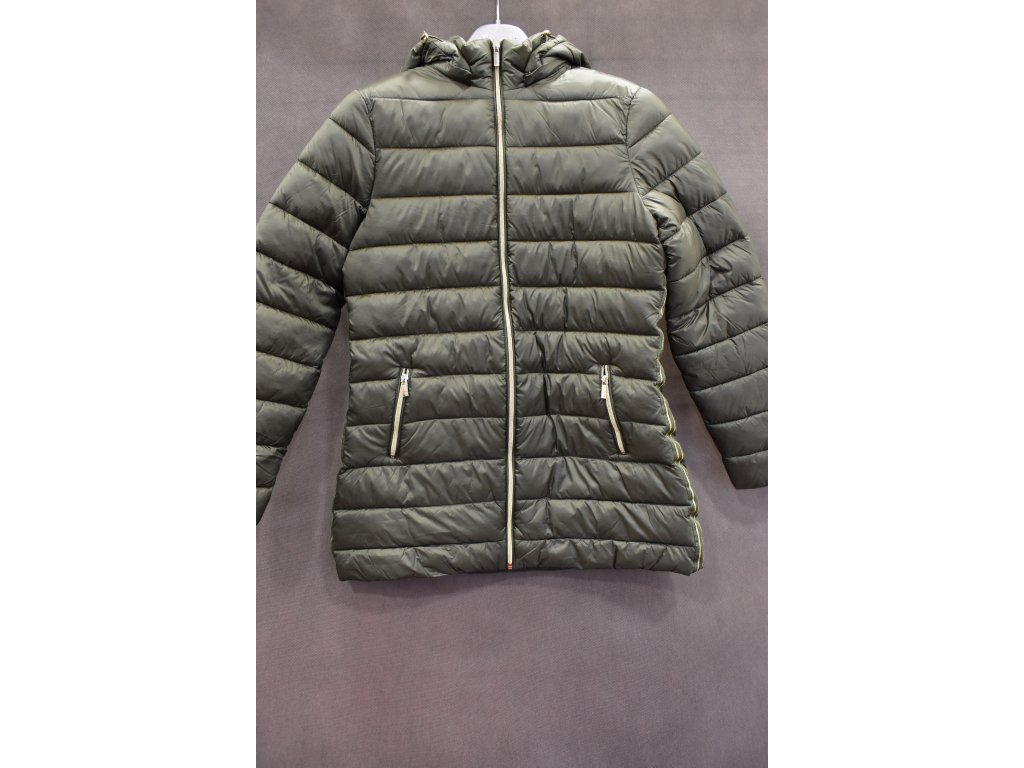 Kabát Top Secret Green