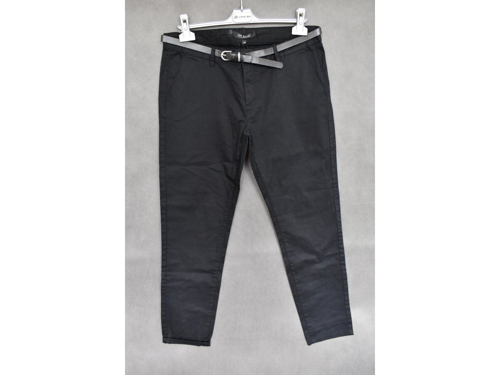 Kalhoty Top Secret Black Two