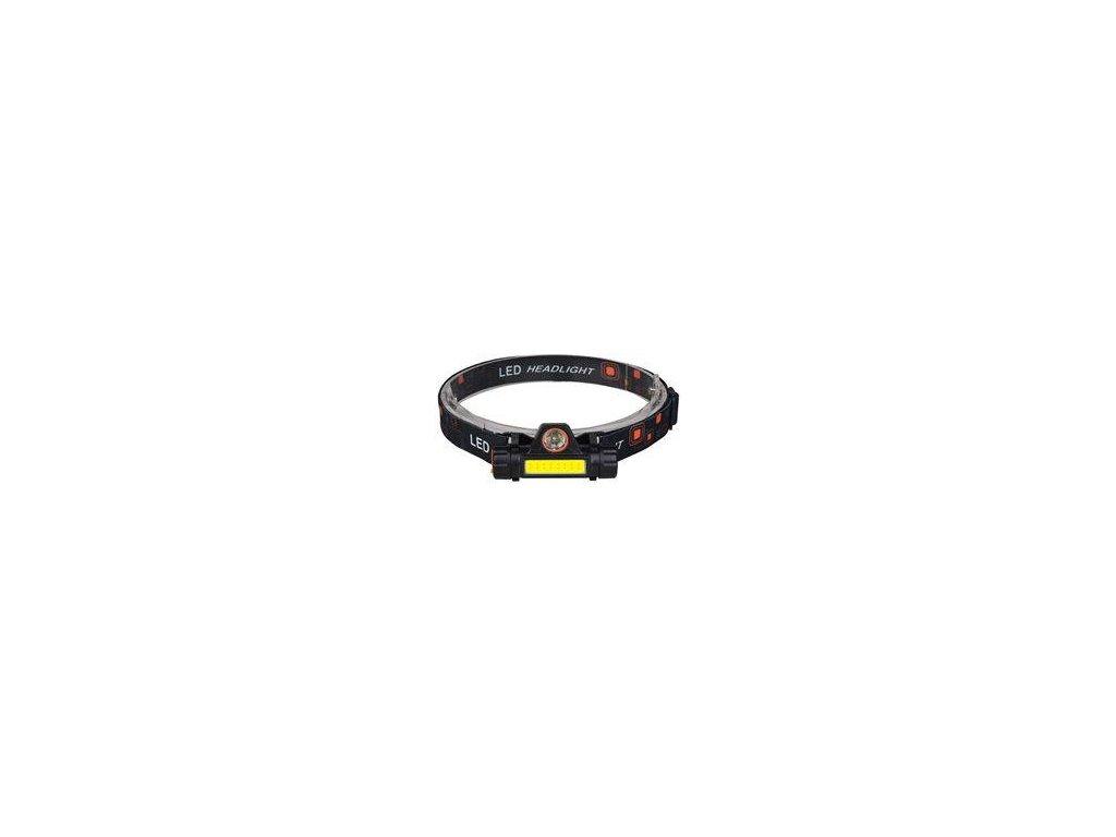 Konnoc SP-Q5 3W LED USB nabíjecí čelovka