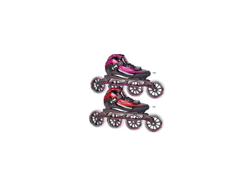 GT 500/110 speed brusle pink 39