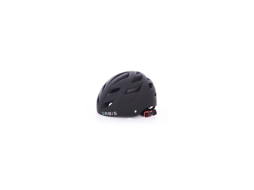URBIS helma na koloběžku black M