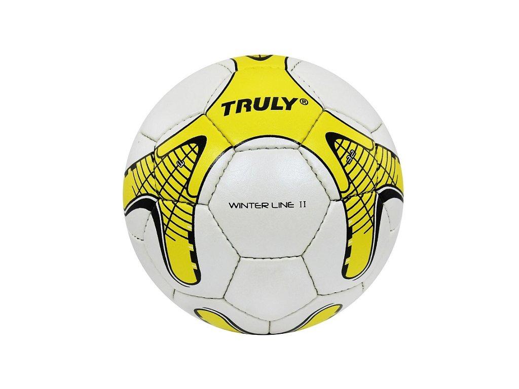 Fotbalový míč TRULY WINTER LINE  II. LINÝ MÍČ, vel.4