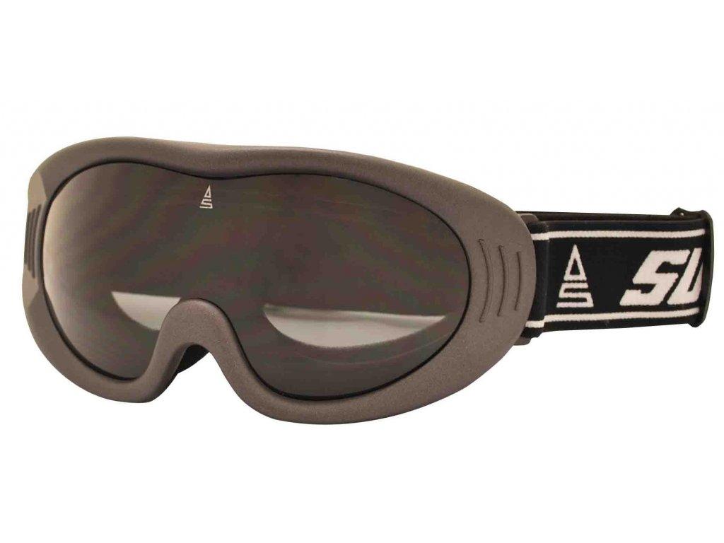 Brýle sjezdové SULOV RIPE, carbon