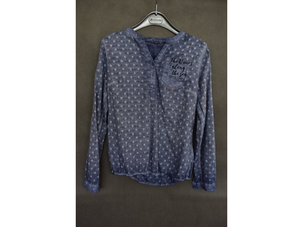 Košile Soccx Blue
