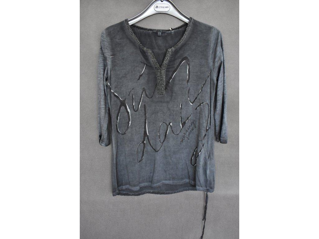 Košile Soccx Black