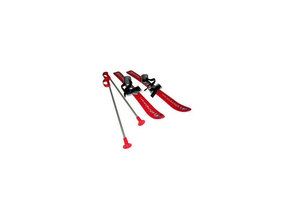 Baby Ski 90 cm červená 2012