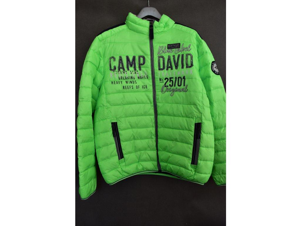 Bunda Camp David Neon Green