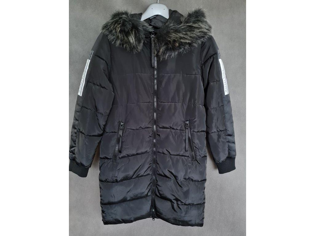 Kabát Top Sceret Black
