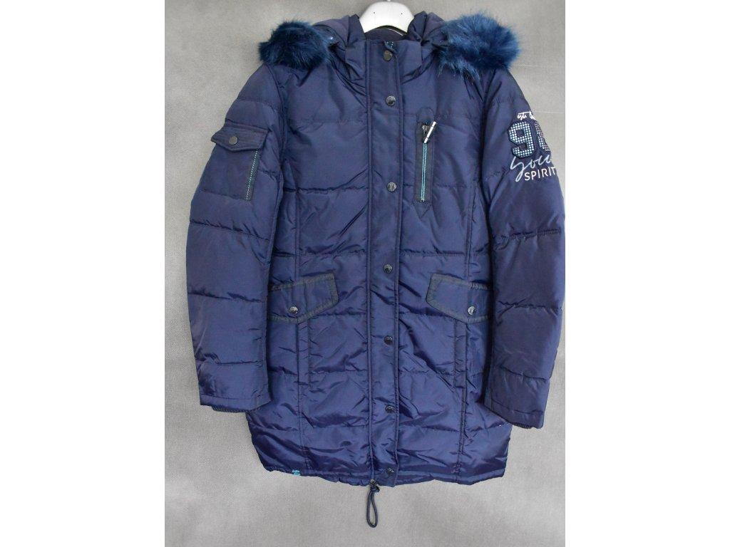 Kabát Soccx Blue Navy