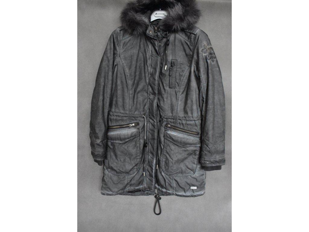 Kabát Soccx Dark Grey