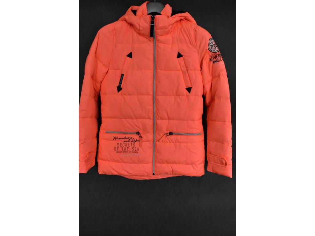 Bunda Soccx Flashy Orange