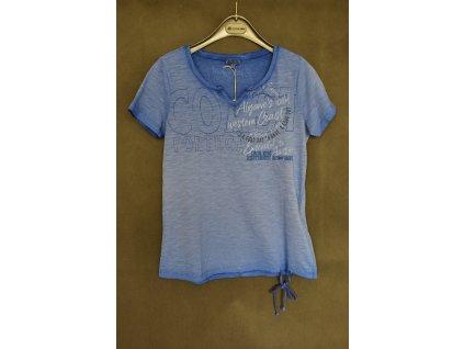 Tričko Soccx Golden Coast Blue