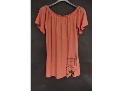 Šaty Devergo Orange
