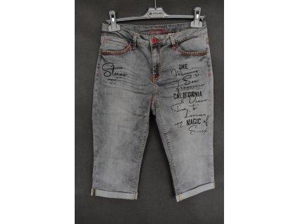 3/4 kalhoty Soccx Grey