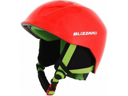 Lyžařská přilba Blizzard Signal Orange Junior