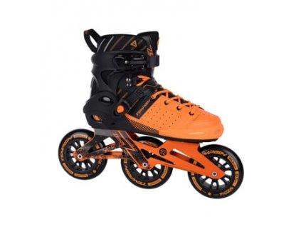 ZERON kolečkové brusle orange 37