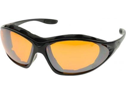 Sportovní brýle SULOV ADULT I, černý lesk